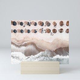 Ocean Beach Print, Aerial Beach, Australia Bondi Beach, Aerial Photography, Ocean Waves, Waves Print, Sea Print, Modern Home Decor, Art Print Mini Art Print
