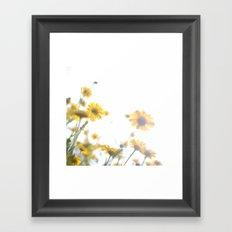 Dazed and Confused Framed Art Print
