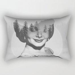 outside Rectangular Pillow