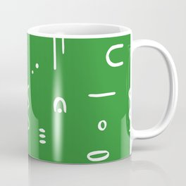 Peppy (moss green) Coffee Mug