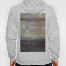 Walter Greaves Gray and Silver Hoody