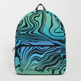 Liquid #9 Backpack