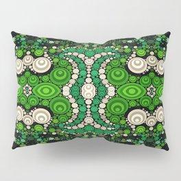 art retro pattern Pillow Sham