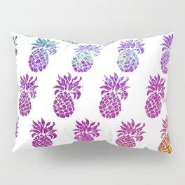 Hologram pineapples Pillow Sham
