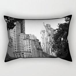 Black and White NYC 1 Rectangular Pillow