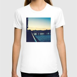 London Stories - On the Dock T-shirt