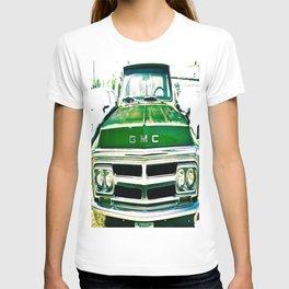 Green GMC T-shirt