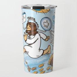 Jesus 2.0 Travel Mug