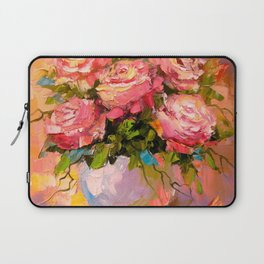 Bouquet of roses Laptop Sleeve