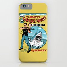 The Amity Great White Slim Case iPhone 6
