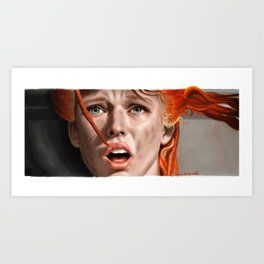 Desperation Art Print