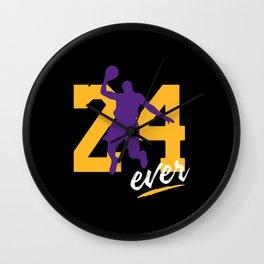 24ever Wall Clock