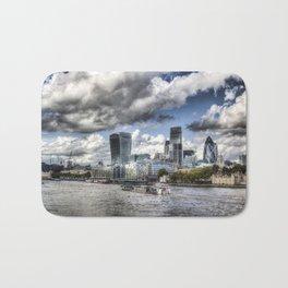 Iconic London Bath Mat