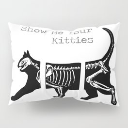 Show Me Your Kitties Pillow Sham