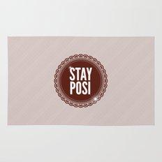 Stay Posi Rug