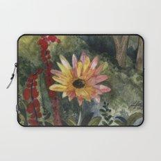 Vibrant Blossom Laptop Sleeve