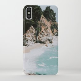 big sur / california iPhone Case