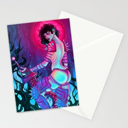 Armored Stationery Cards