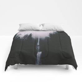 Multnomah Falls II Comforters
