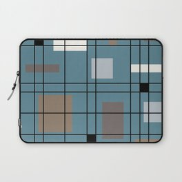 1950's Abstract Art Laptop Sleeve