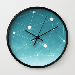 Not The Only One II Wall Clock