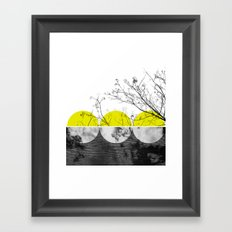 There's Always Only One Reality Framed Art Print
