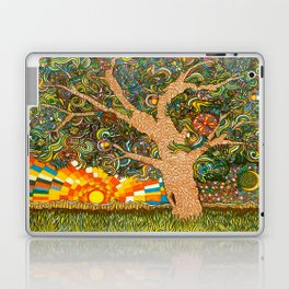 Etz haDaat tov V'ra: Tree of Knowledge Laptop & iPad Skin