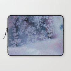 Frozen whispers Laptop Sleeve