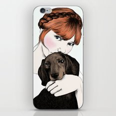 Emily and Arthur Miller iPhone Skin