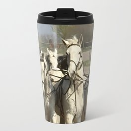 Hungarian Half-Bred Beauties Travel Mug