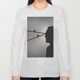 The Prisoner is Being Tested Long Sleeve T-shirt