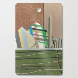 From Here to There Cutting Board