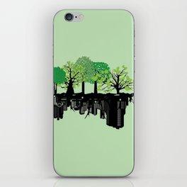 Eco Skyline iPhone Skin