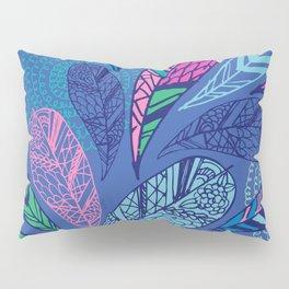 Feather Doodle Pillow Sham