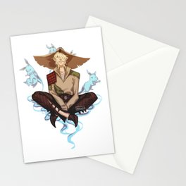 DA crew Cole Stationery Cards