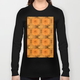 70s Era interior design Long Sleeve T-shirt