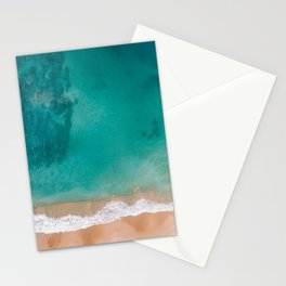 Beach and Sea Stationery Cards