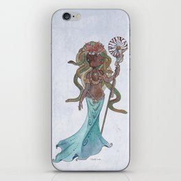 Mami Wata Medusa iPhone Skin