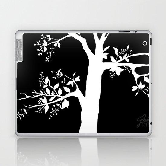 Chokecherry Tree Laptop & iPad Skin