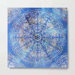 Mandala Gold #2 Metal Print
