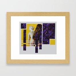 Modern Compliments Framed Art Print