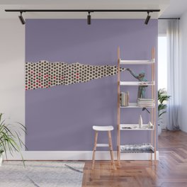 Pulverize Wall Mural