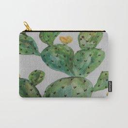 Desert Garden Botanic Carry-All Pouch