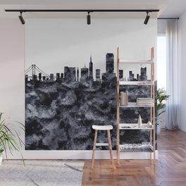 San Francisco Skyline California Wall Mural