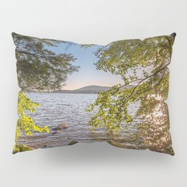 Secret Place By The Lake Pillow Sham
