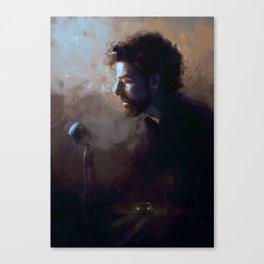 Llewyn Canvas Print
