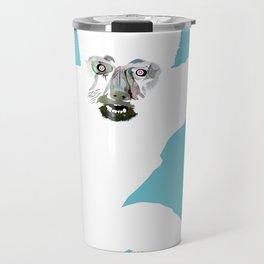 hombrelobo Travel Mug
