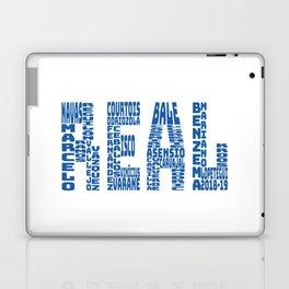 Real Madrid 2018 - 2019 Laptop & iPad Skin