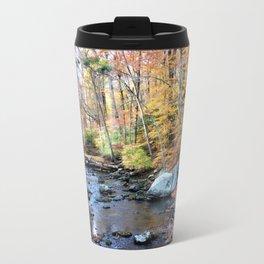Autumn Woodlands Travel Mug