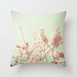 In All It's Glory Throw Pillow